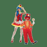 Клоуны и Клоунессы