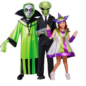 Пришельцы и инопланетяне