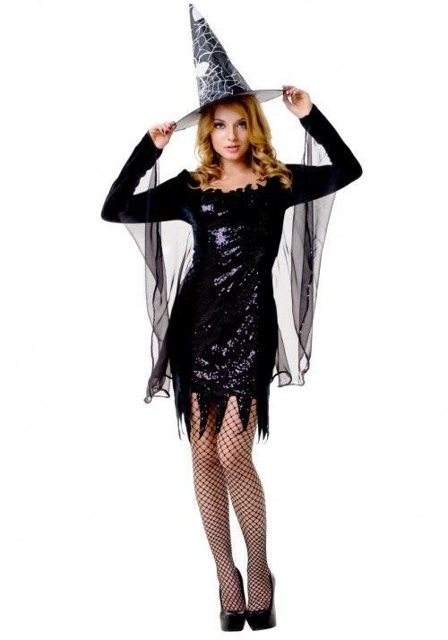 новогоднюю композицию костюм ведьмы фото женский можно печь духовке
