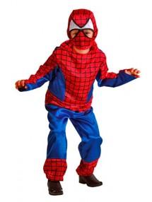 Костюм человека паука детский