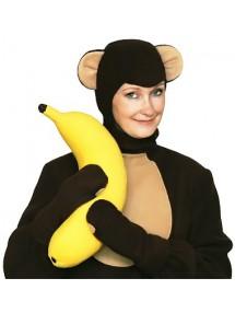 Банан для карнавального костюма Обезьяна