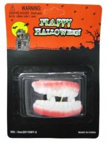 Челюсти для Хэллоуина - Вампир