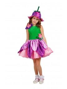 Детский костюм дюймовочки