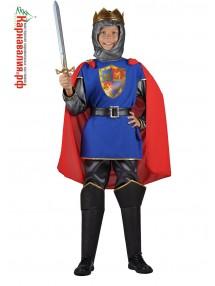 Детский костюм рыцаря с сапогами