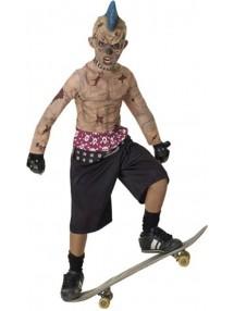Детский костюм Зомби-панка