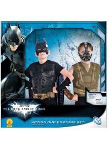 Детский набор костюмов Бэтмена и Бэйна