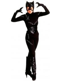 Элегантный костюм Женщины-кошки