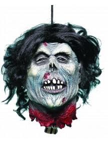 Голова отрубленная - мумия