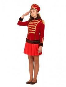Карнавальный костюм Мажоретка женский