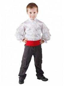 Карнавальный костюм испанца для мальчика