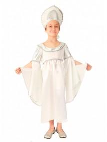 Карнавальный костюм метели для девочки