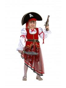 Карнавальный костюм пиратки