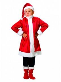 Карнавальный костюм Санты Клауса для мальчика
