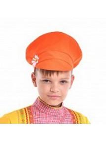Картуз Оранжевый