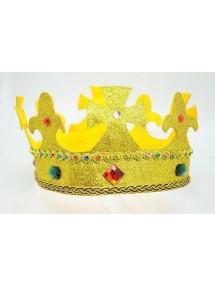 Корона царская с блёстками