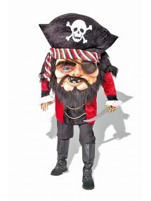 Костюм большеголового пирата