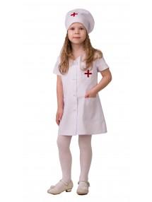 Костюм маленькой Медсестры
