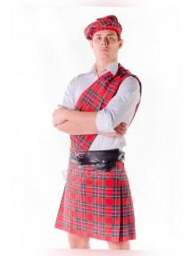 Костюм шотландца классический