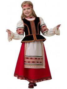 Костюм Славянский девочке