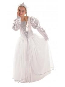Костюм белоснежной принцессы