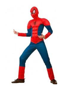 Костюм Человек-паук мускулистый