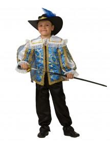 Костюм королевского мушкетера для мальчика