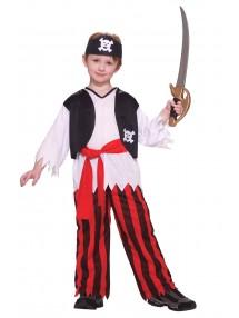 Костюм пирата с банданой детский