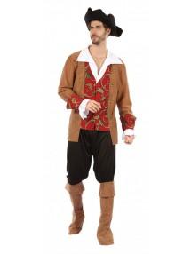 Костюм Пирата с вышивкой
