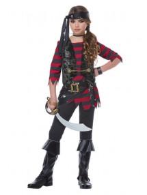 Костюм Пиратка бунтовщица детский