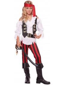 Костюм Роскошная красавица пиратка детский