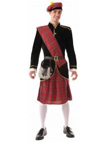 Костюм Шотландец в килте взрослый