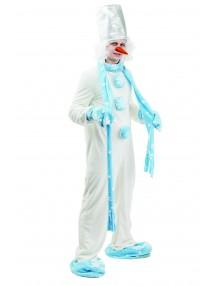 Костюм снеговика для взрослых