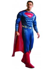Костюм Супермен делюкс