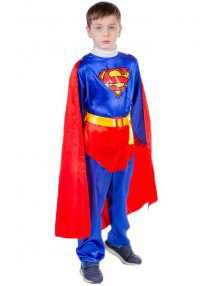 Костюм супермена для ребенка