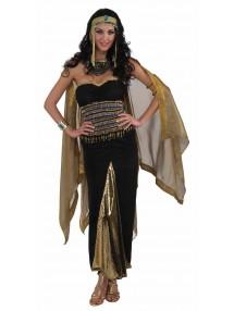 Костюм восхитительной египетской царицы