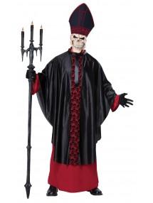 Костюм Зловещий Папа Римский взрослый