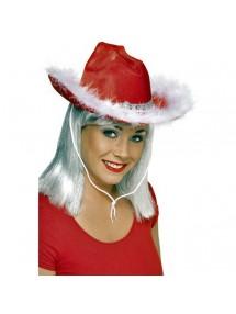 Ковбойская новогодняя шляпа