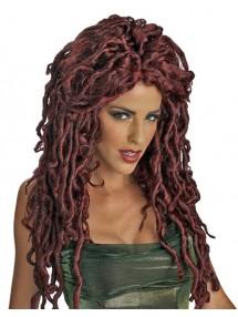 Красный парик Медуза