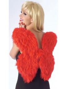Красные крылья ангела Deluxe