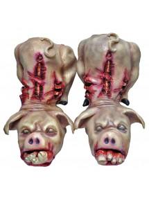 Латексная обувь Свиньи
