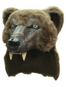 Маска-шлем Бурого Медведя