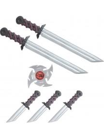 Набор оружия для ниндзя