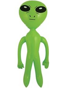 Надувной инопланетянин
