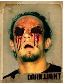 Наклейка кровь из глаз