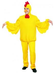 Новогодний костюм желтого Петуха
