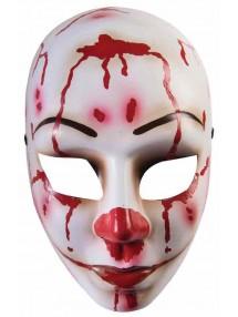 Окровавленная маска Клоуна