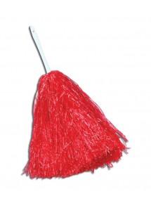Палочки пом-пом для чирлидеров красные