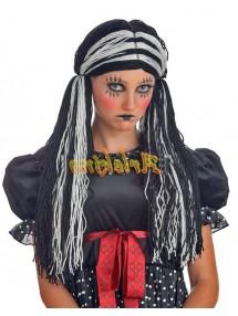 Парик трагичной куклы