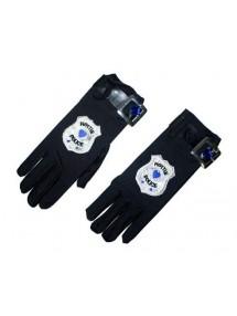 Перчатки полицейского