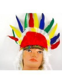 Перья веселого индейца